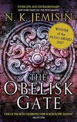 Cover of The Obelisk Gate.