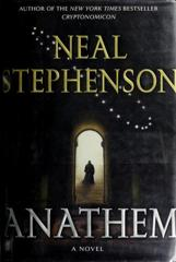 Cover of Anathem.