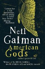 Cover of American Gods.