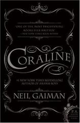 Cover of Coraline.