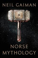 Cover of Norse Mythology.