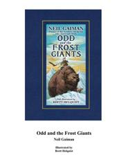 Cover of Odd and the Frost Giants.