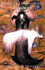 Cover of The Sandman: The Dream Hunters.