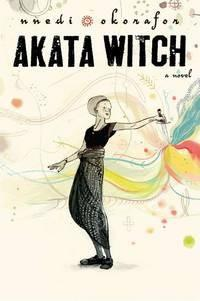 Cover of Akata Witch.