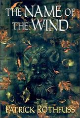 Cover of The Name of the Wind.