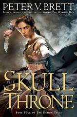 Cover of The Skull Throne.