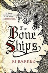 Cover of The Bone Ships.
