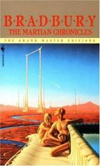 Cover of The Martian Chronicles.