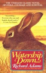 Cover of Watership Down.