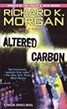 Cover of Altered Carbon.