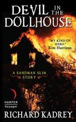 Cover of Devil in the Dollhouse.