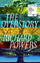 Cover of The Overstory.