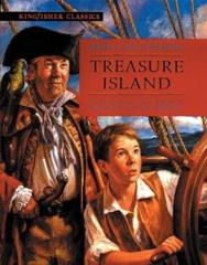 Cover of Treasure Island.