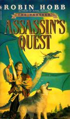 Cover of Assassin's Quest.