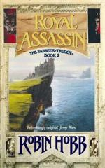 Cover of Royal Assassin.
