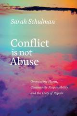 Cover of Conflict Is Not Abuse.