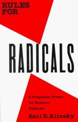 Cover of Rules for Radicals.