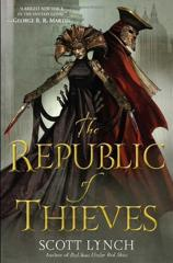 Cover of The Republic of Thieves.