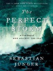 Cover of The Perfect Storm: A True Story of Men Against the Sea.