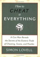 Cover of How to Cheat at Everything.