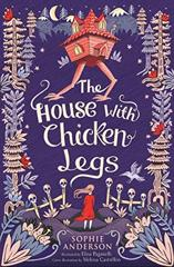 Cover of The House with Chicken Legs.