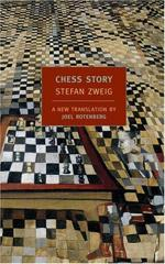 Cover of Chess Story.
