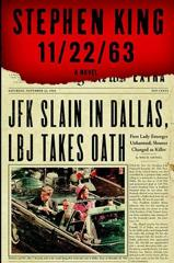 Cover of 11/22/63.