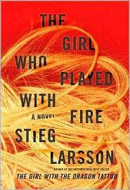 Cover of The Girl Who Played with Fire.