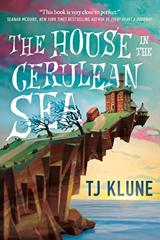 Cover of The House in the Cerulean Sea.