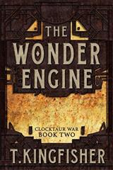 Cover of The Wonder Engine.