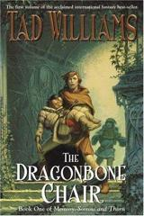 Cover of The Dragonbone Chair.