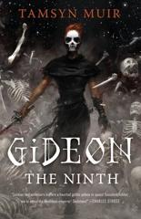 Cover of Gideon the Ninth.