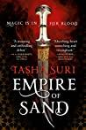 Cover of Empire of Sand.