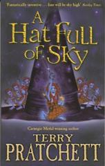 Cover of A Hat Full of Sky.