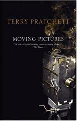 Cover of Moving Pictures.