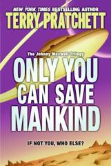 Cover of Only You Can Save Mankind.