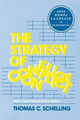 Cover of The Strategy of Conflict.