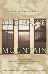 Cover of The Magic Mountain.