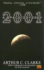 Cover of 2001: A Space Odyssey.