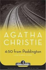 Cover of 4:50 from Paddington.