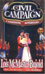Cover of A Civil Campaign.