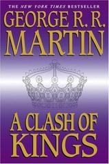 Cover of A Clash of Kings.