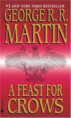 Cover of A Feast for Crows.