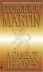 Cover of A Game of Thrones.