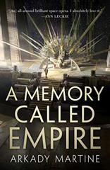 Cover of A Memory Called Empire.