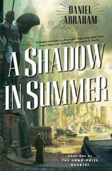 Cover of A Shadow in Summer.