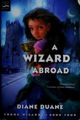 Cover of A Wizard Abroad.