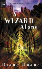 Cover of A Wizard Alone.