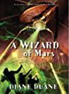 Cover of A Wizard of Mars.