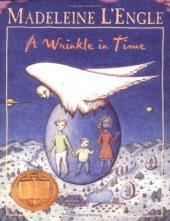 Cover of A Wrinkle in Time.